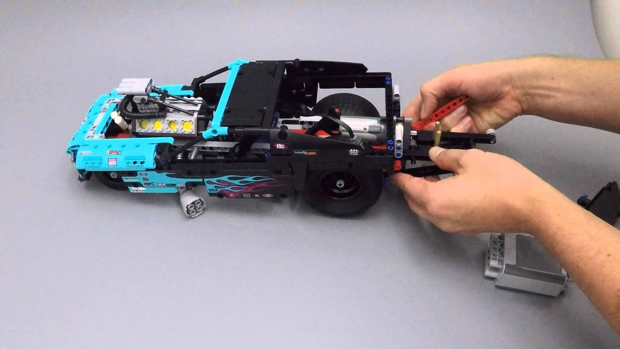 lego power functions 8293 instructions