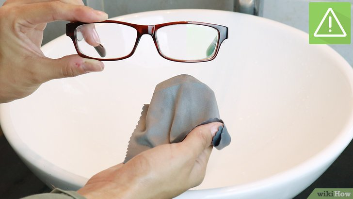 Moscot how to clean glasses