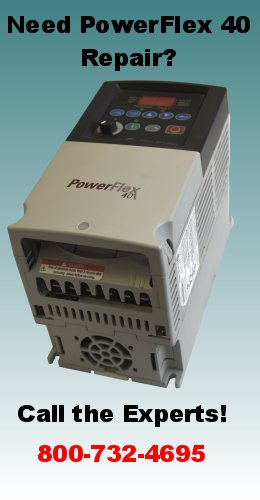 Allen bradley powerflex 40 manual
