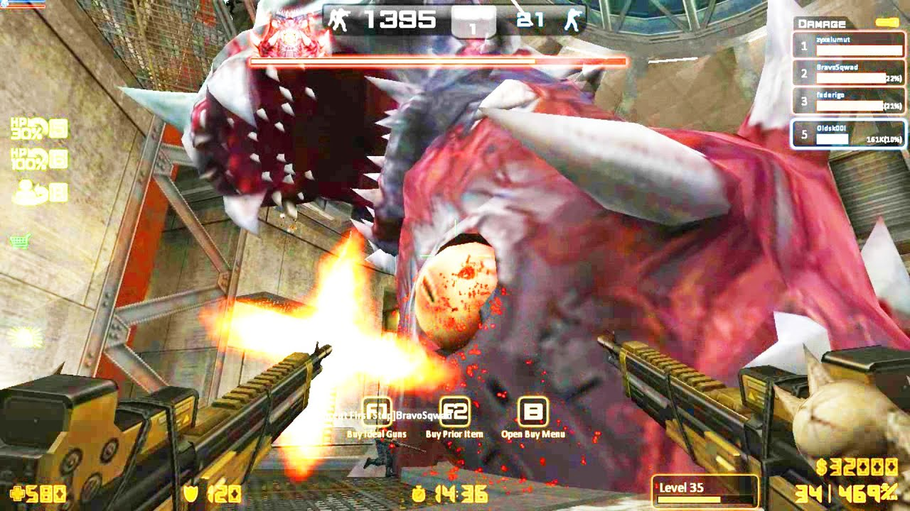 Counter strike nexon zombies how to go on surf servers