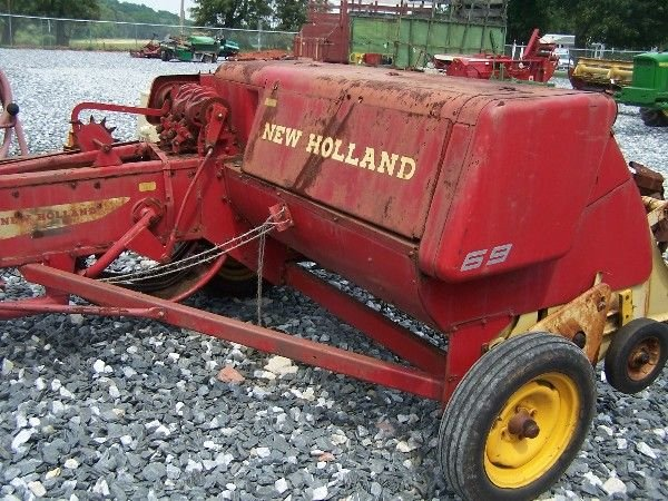 New holland super hayliner 69 manual