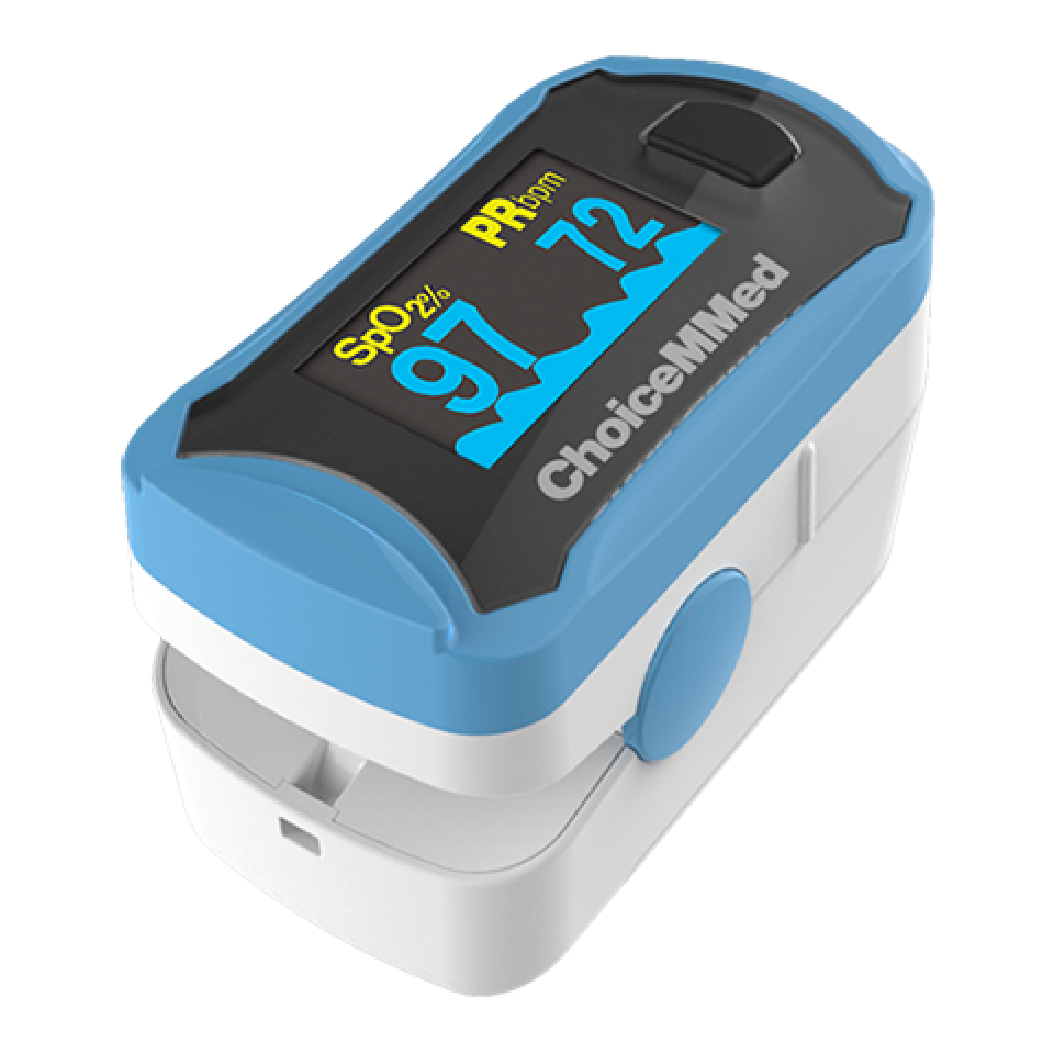 Choicemmed pulse oximeter c29 manual