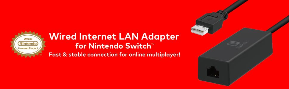 how to setup wired internet connection manually on switch