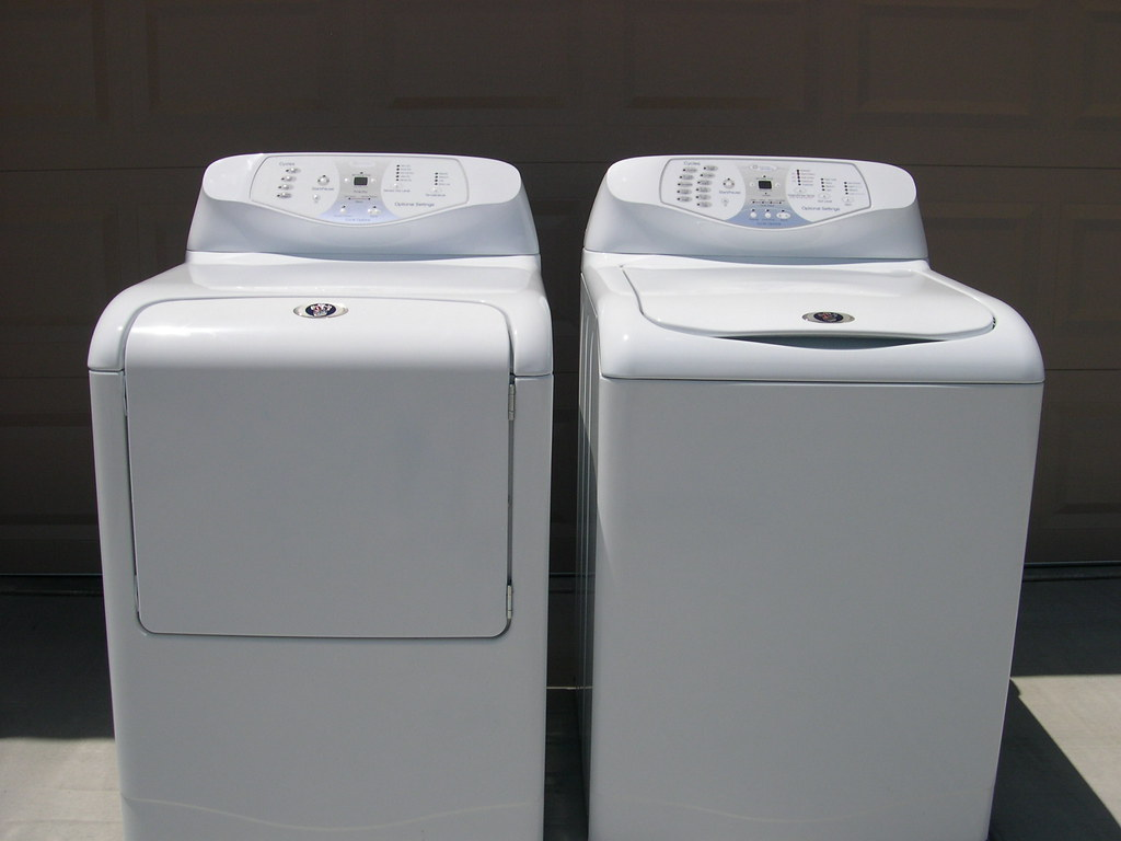 maytag stackable washer dryer service manual
